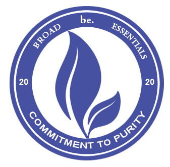Broad Essentials Commitment to Quality and Purity