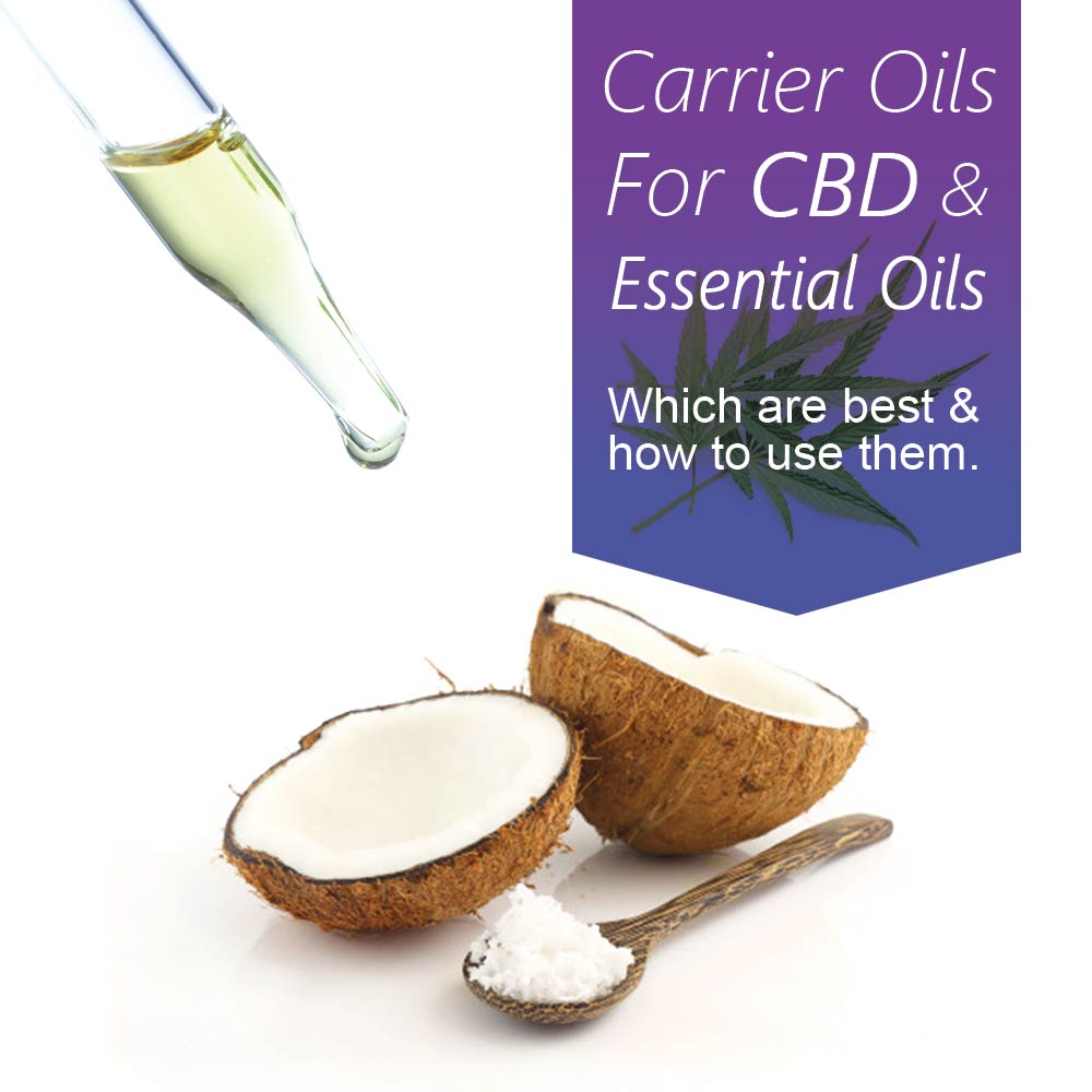 carrier oils for cbd The 10 best carrier oils for CBD oils, essential oils and CBD essential oils