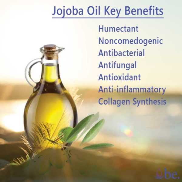 The benefits of jojoba oil