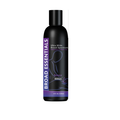 Balanced CBD Massage and Body Oil with 400mg CBD to help balance hormone levels, ease stress and pain and alleviate the discomfort associated with the menstrual cycle.